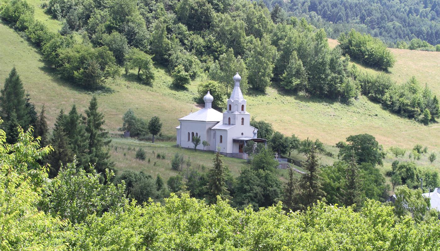Pravoslávny chrám