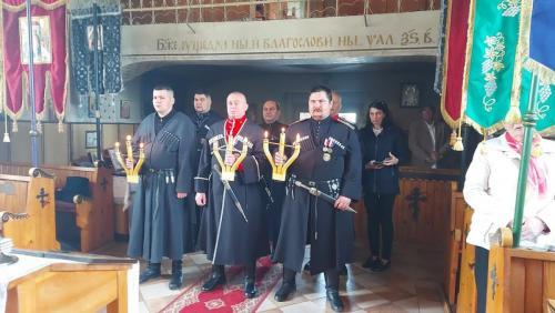 Na sv. Liturgii