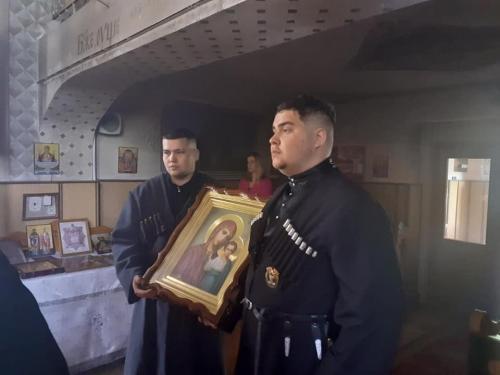 Prinášanie Kazanskej ikony