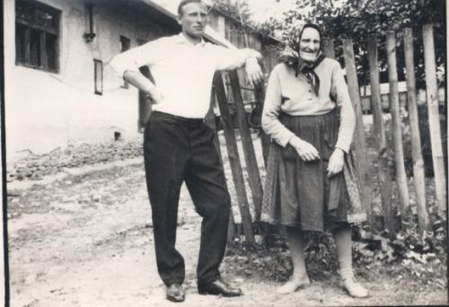 1969. Osadsania - Andrej Olenofin a Begová