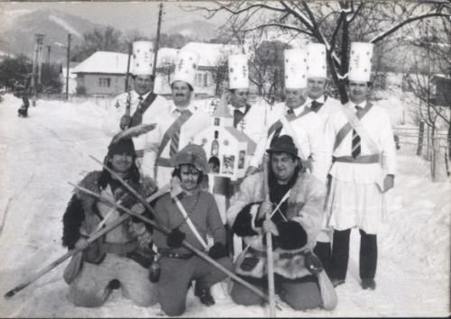 1986 Betlehemci na nižnom konci