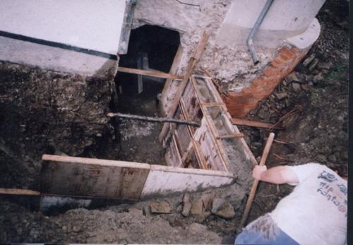 Základy prístavby