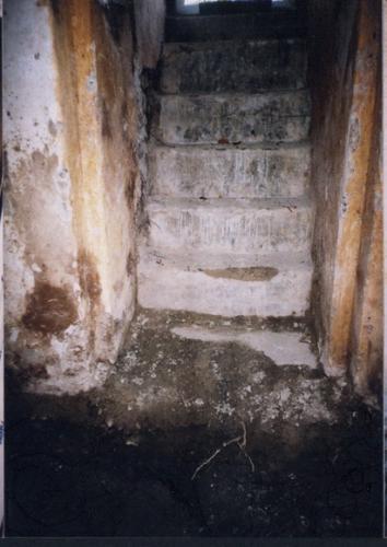 Pôvodné schody